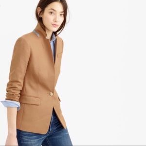 J.Crew | Sought after Regent blazer in camel Sz.12